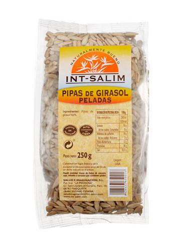 PIPAS DE GIRASOL 250 GR.