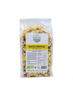 MUESLI TROPICAL ECO 500 GR.
