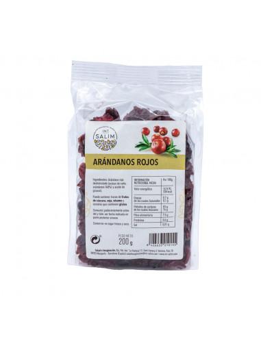 ARANDANOS MITADES 200 GR