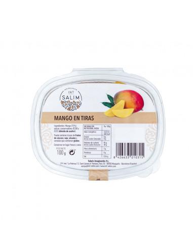 MANGO EN TIRAS 100 GR.