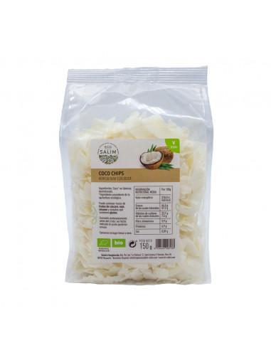 COCO CHIPS ECO 150 GR